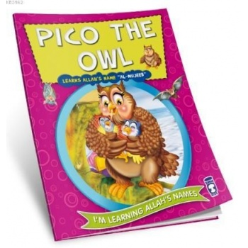 Pico The Owl Learns Allahs Name Al Mujeeb
