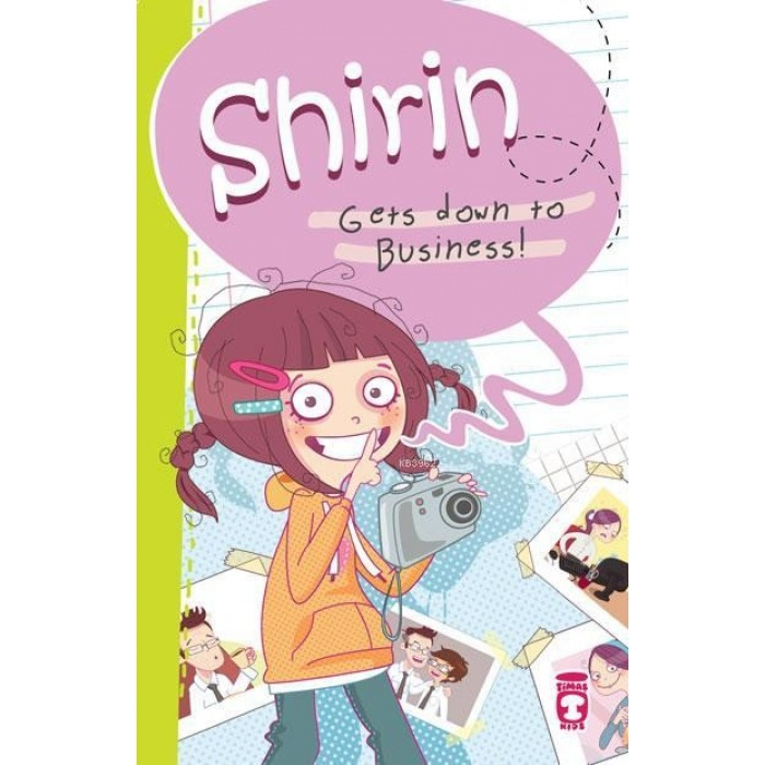 Shirin - Gets Down To Business
