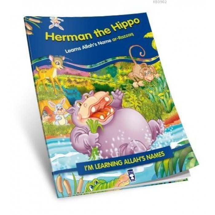 Herman the Hippo Learns Allahs Name Ar Razzaq